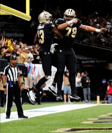 Greg Yette (New Orleans Saints)