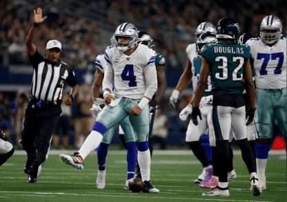 Jerome Boger (Dallas Cowboys)