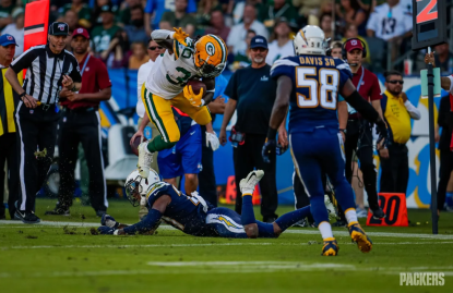 David Oliver (Green Bay Packers)