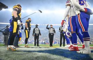Tony Corrente (Pittsburgh Steelers)