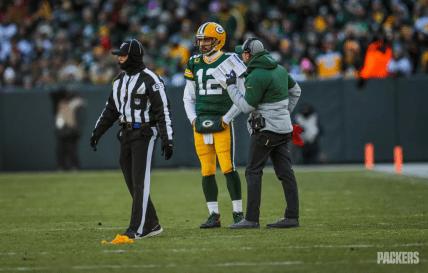 Walt Coleman, IV (Green Bay Packers)