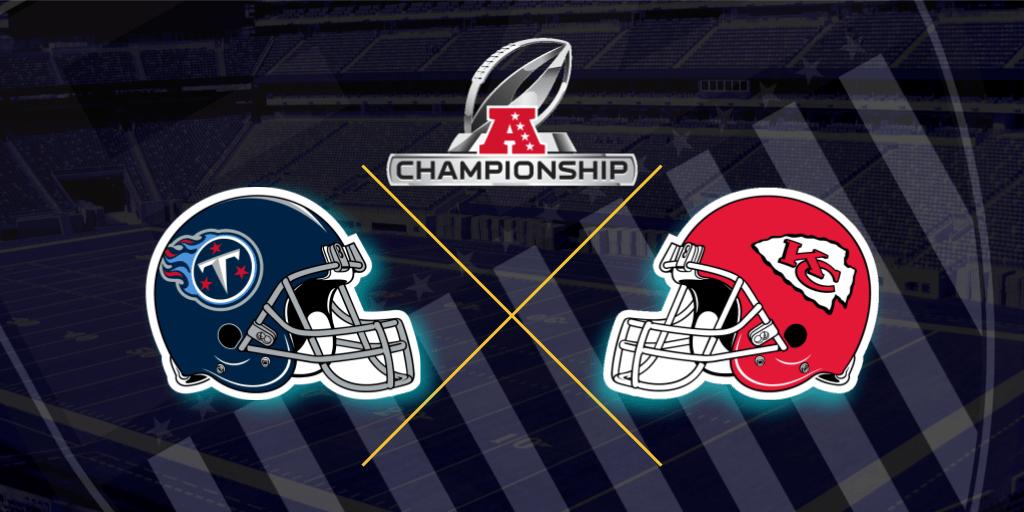 2019 AFC Championship liveblog: Titans at Chiefs