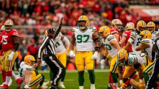 Roy Ellison (Green Bay Packers)