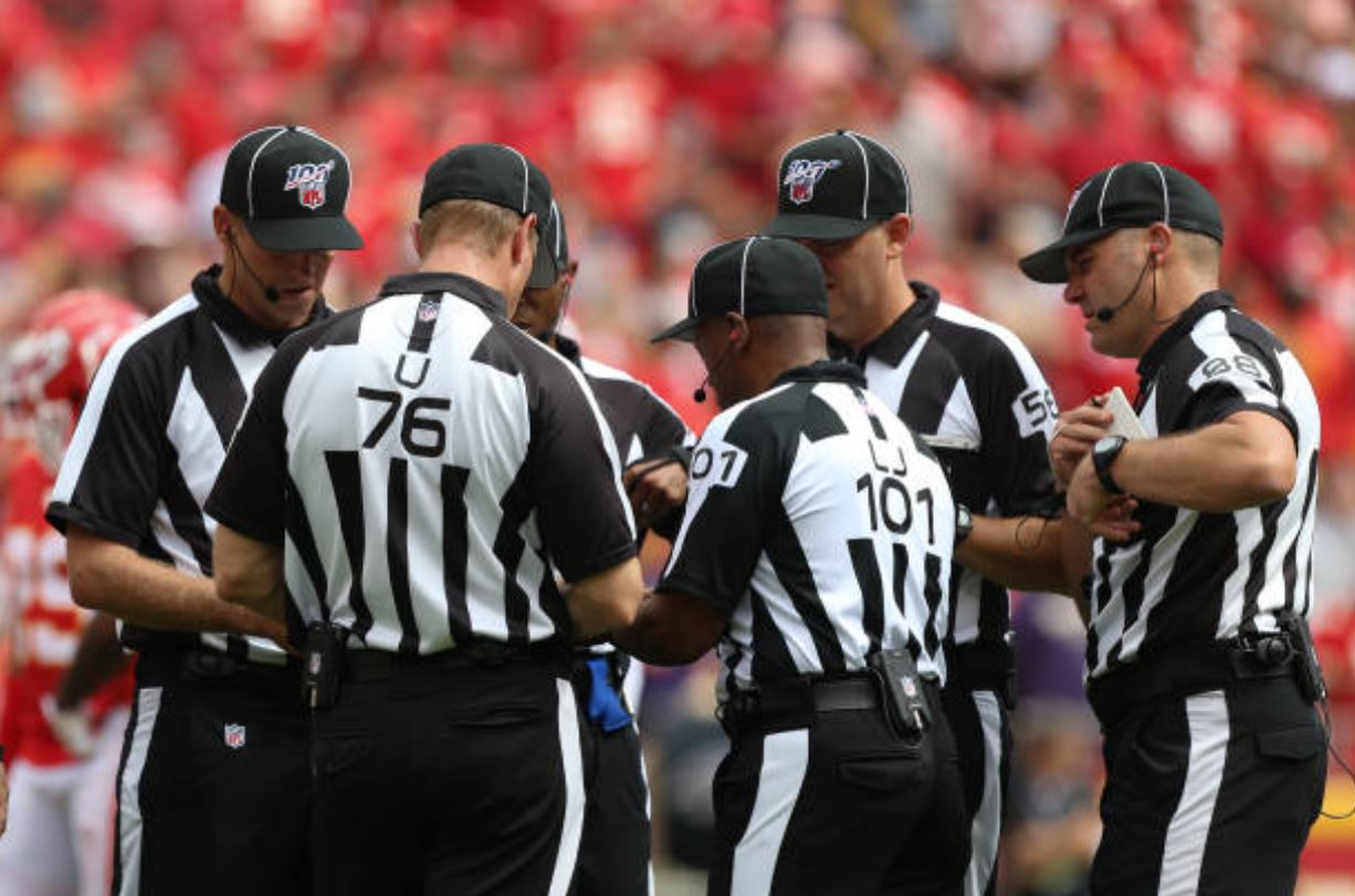 No NFL preseason games will hurt officials