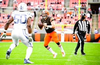 Bruce Stritesky (Cleveland Browns)