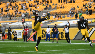 Patrick Holt (Pittsburgh Steelers)