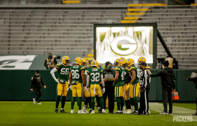 Dyrol Prioleau (Green Bay Packers)