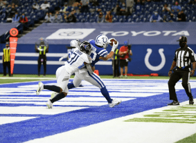 Grantis Bell (Indianapolis Colts)