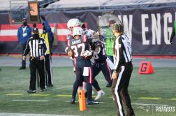 Jeff Seeman and David Meslow (New England Patriots)