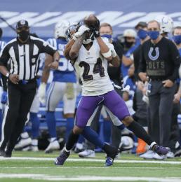 Keith Washington (Baltimore Ravens)