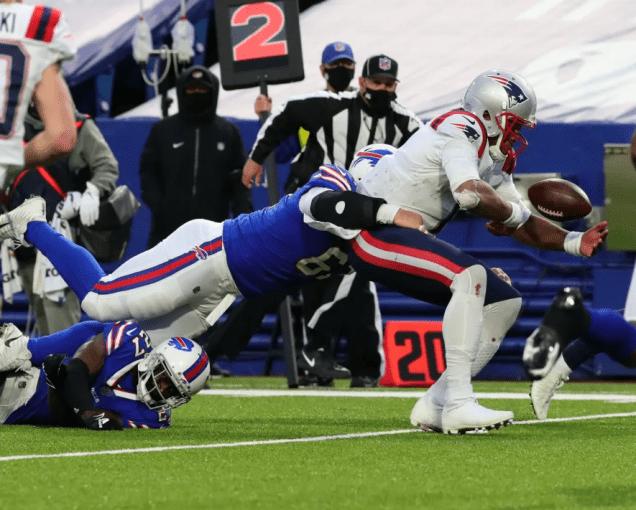 Kevin Codey (Buffalo Bills)