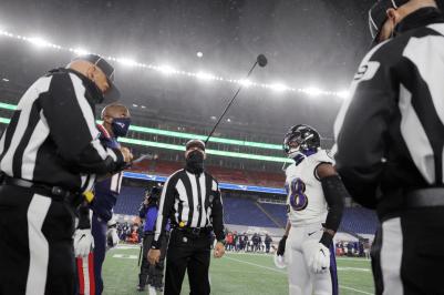Shawn Hochuli (Baltimore Ravens)