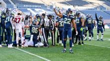 Craig Wrolstad crew (Seattle Seahawks)