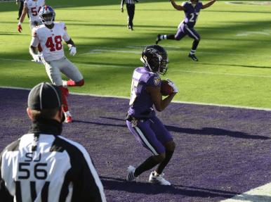 Allen Baynes (Baltimore Ravens)