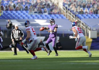 John Hussey (Baltimore Ravens)