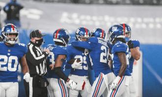 Bruce Stritesky (New York Giants)