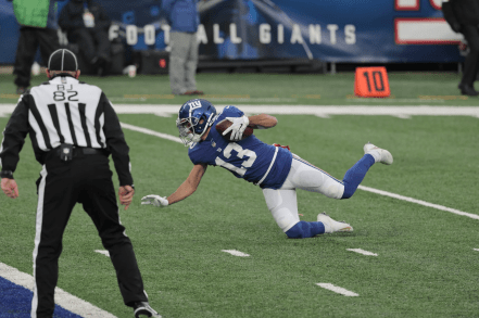 Jimmy Russell (New York Giants)