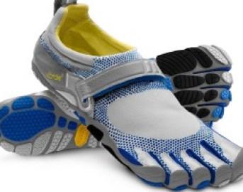 Barefoot running shoe