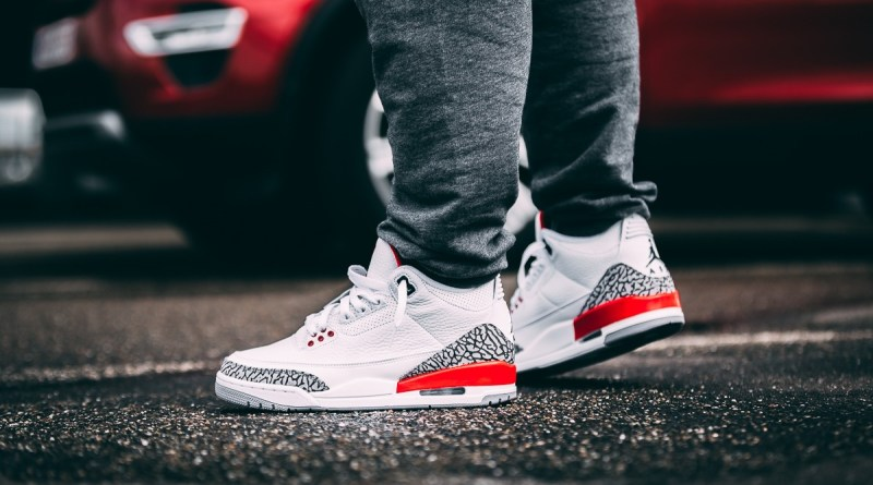 new style 448b3 a8a54 Air Jordan 3 Retro Katrina