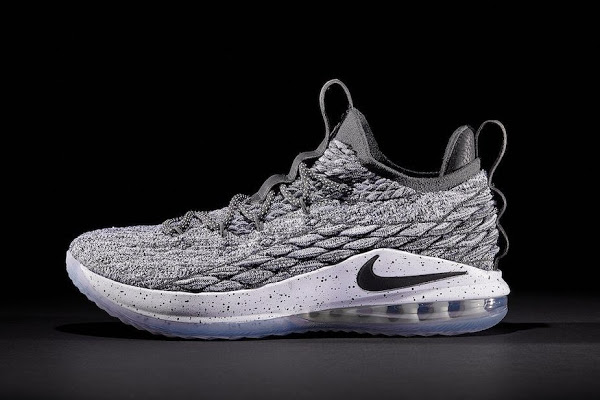 """newest df03b 98906 Nike LeBron 15 Low """"Ashes"""
