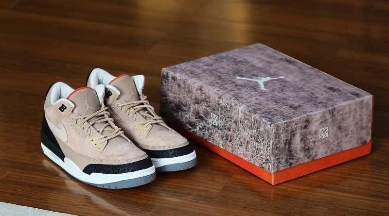 Air Jordan 3 JTH Bio Biege
