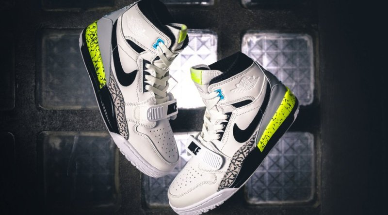 Air Jordan Legacy 312 Command Force