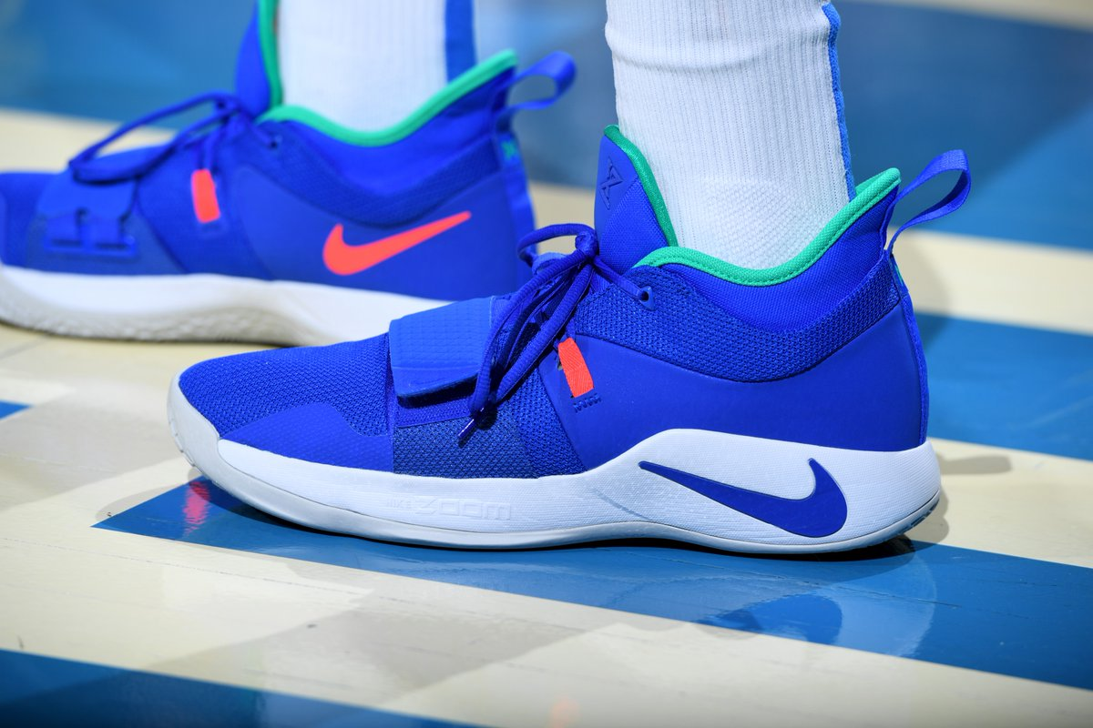 f32b70510d0d69 SALE - The Nike PG 2.5 Fortnite has now reduced