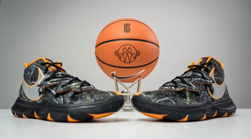 Nike Basketball Kyrie 5 Taco