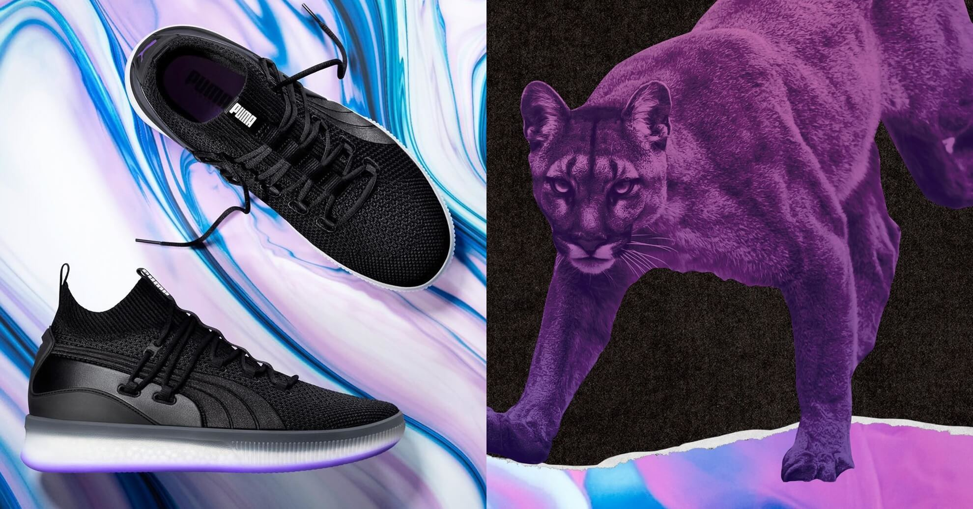 BUY NOW - Puma Court Clyde Disrupt