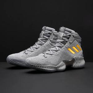 Adidas Pro Bounce 2018 Grey/Gold