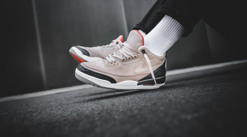quality design 0adf7 00192 🚨Re-Stock🚨 – Air Jordan 3 Retro JTH Bio Beige | Foot Fire