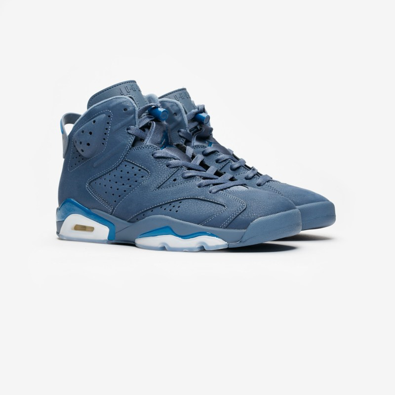 Air Jordan 6 Diffused Blue profile