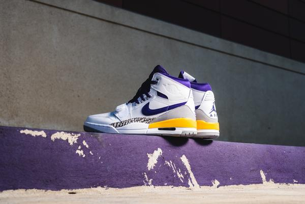 Air Jordan Legacy 312 Lakers