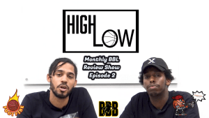 The High Low BBL British Basketball League Episode 2