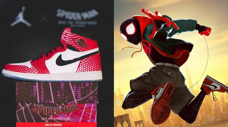 Air Jordan 1 Origin Story Featyre Image