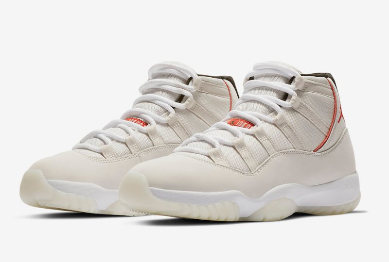 6fd886d259b SALE - 25% Off The Air Jordan 11 Retro Platinum Tint
