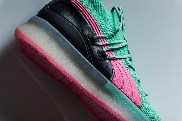 sports shoes 110a1 51acb Puma Court Clyde Disrupt Ocean Drive 2 | Foot Fire