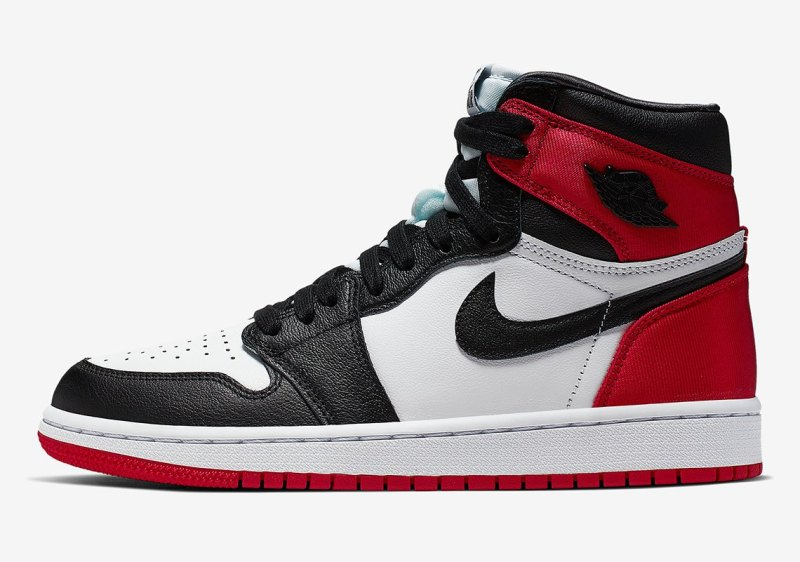 Where To Buy Air Jordan 1 Satin Bred Toe 4