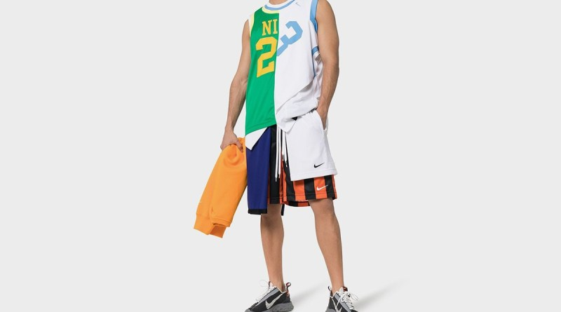 NikeLab Collection – Basketball Deconstructed Jersey & Shorts