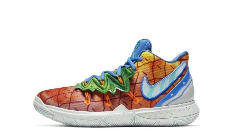 Nike kyrie 5 Pineapple House 1