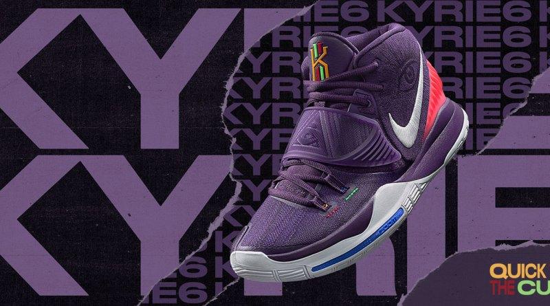 Nike Kyrie 6 Enlightenment BQ4630-500 Now UNDER £90