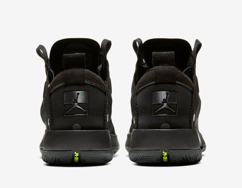 Air Jordan 34 Black Cat ReleCD5079-002ase Info Uk Europe 6