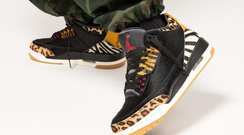 Get 10% OFF Air Jordan 3 Retro SP Animal Pack CK4344-002
