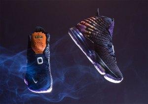 Nike Lebron 17 All Star Monstars CD5050-400 Space Jam Release Info UK Europe 2
