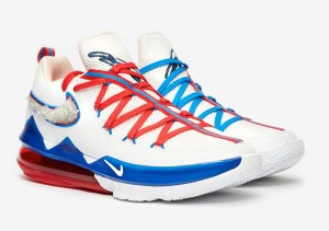 Nike Lebron 17 Low Toon Squad CD5050-400 All Star Release Info Uk Europe