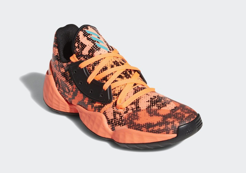 Adidas Harden Vol 4 Gila Monster FV4151 Now Available 3