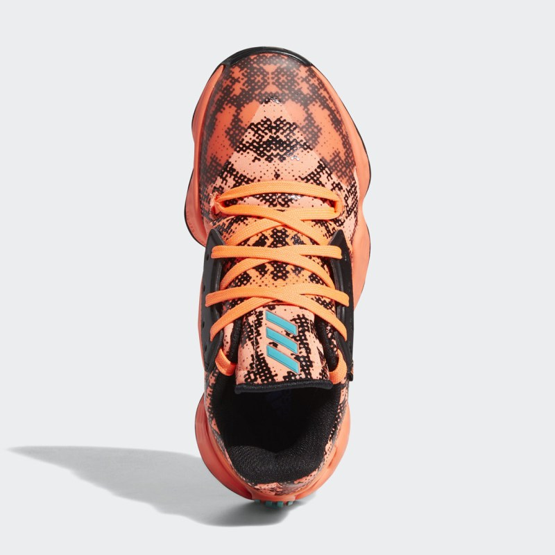 Adidas Harden Vol 4 Gila Monster FV4151 Now Available 5