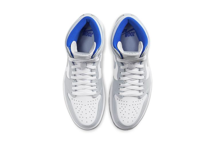 Air Jordan 1 High Zoom Racer Blue CK6637-104 Release info UK 4
