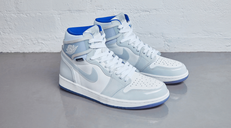 Air Jordan 1 High Zoom Racer Blue CK6637-104 Release info UK 6