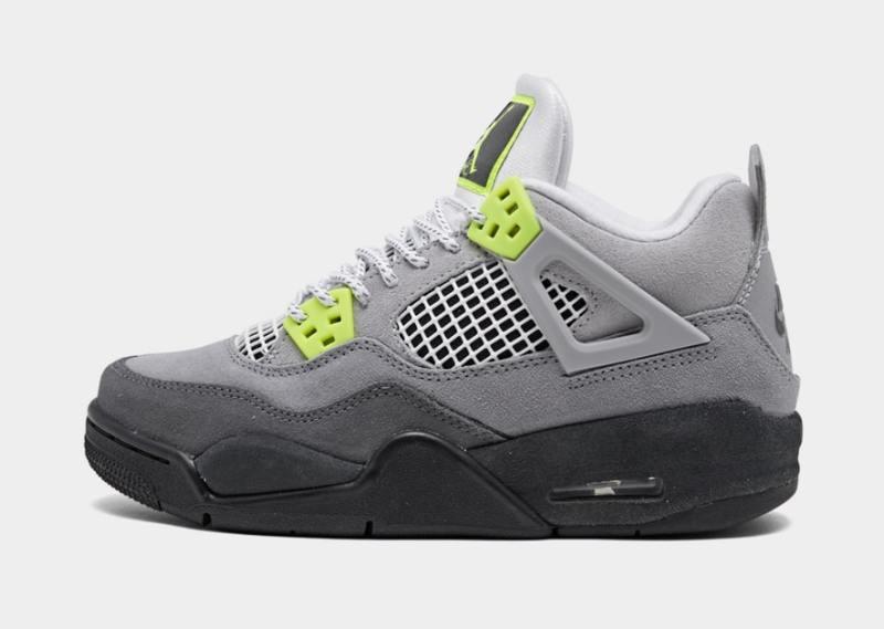 Air Jordan 4 SE Neon CT5342-007 Release Info UK 1